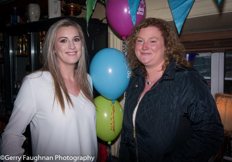 Davinia McManus & Sarah Beckett