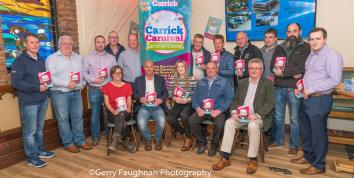 2018 Carnival Committee, attending the Launch Event