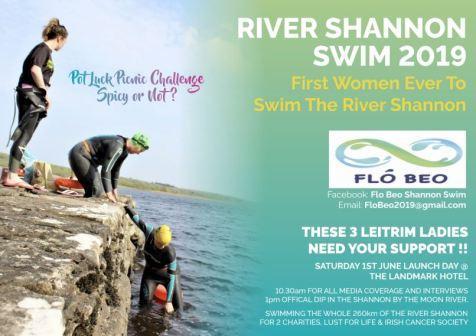 River Shannon Swim